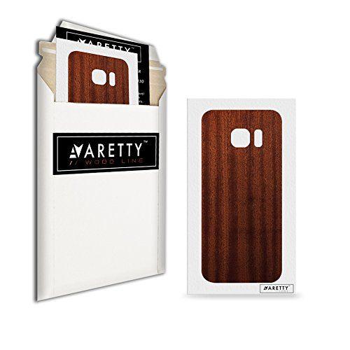 Amazon.com: Samsung Galaxy S7 Rich Wood Woodgrain Skin Decal Wrap Vinyl Decal By Aretty (Rich Woodgrain): Cell Phones & Accessories