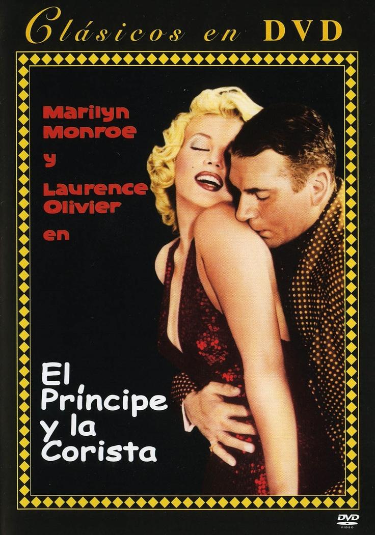 El príncipe y la corista (1957) Reino Unido. Dir: Laurence Olivier. Comedia. Romance - DVD CINE 850