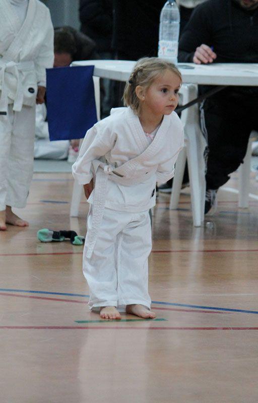 Joven Karateka
