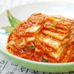 This vegan kimchi recipe shows how to make traditional kimchi without fish sauce or salted shrimp. It tastes great! Nice and clean!