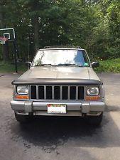 2001 Jeep Cherokee limited