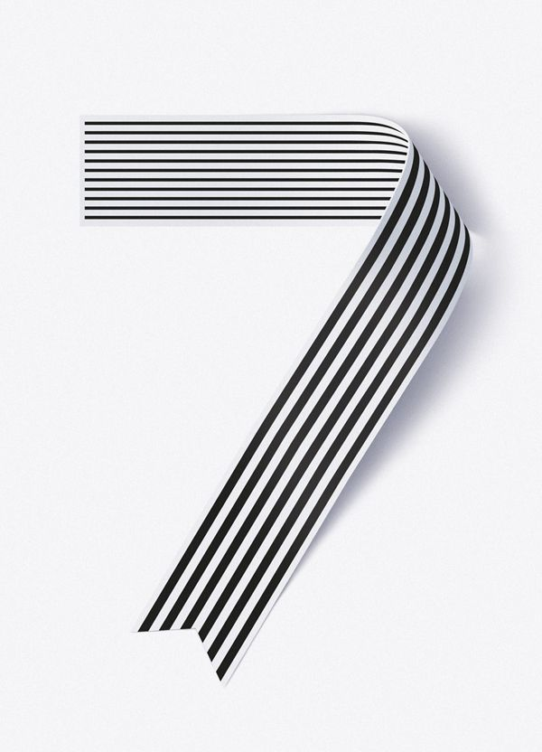 Shanghai Ranking Numerals by SAWDUST / repinned on Toby Designs
