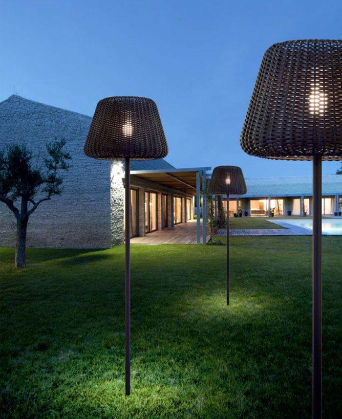Design Outdoor Lighting 31 best buiten verlichting images on pinterest exterior lighting rattan lamp by team design outdoor lampsoutdoor lightingoutdoor workwithnaturefo