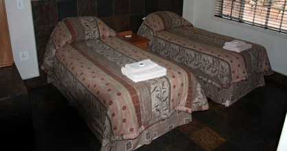 Punda Maria Rest Camp offers guests twin bed, en suite (shower only) air-conditioned units.