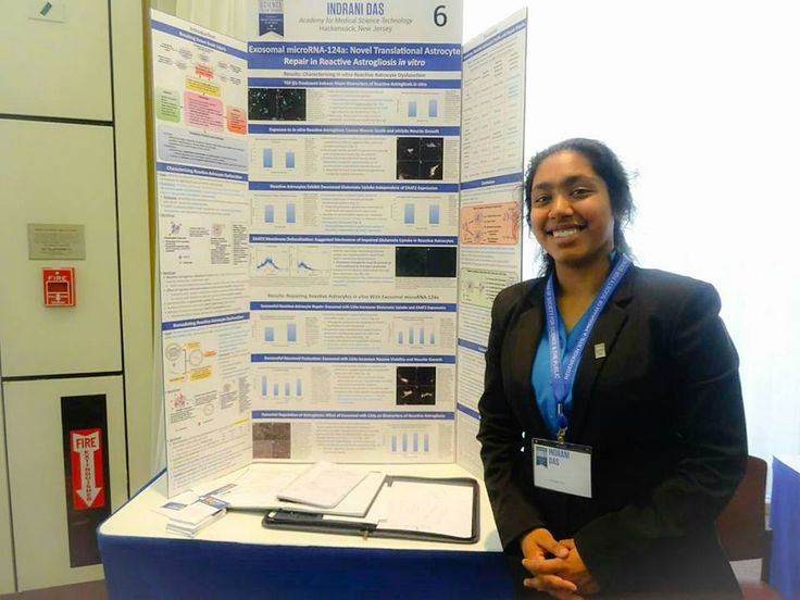 """Indian American high school student Indrani Das, who won the 2017 Regeneron Science Talent Search, bagging $250,000, said there's """"a big, strong possibility of future research on how we can repair brain injury."""""""