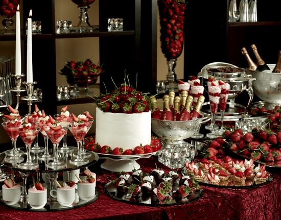 catering presentation ideas | Hotel Banquet & Catering Trends Special Edition: October 14, 2010