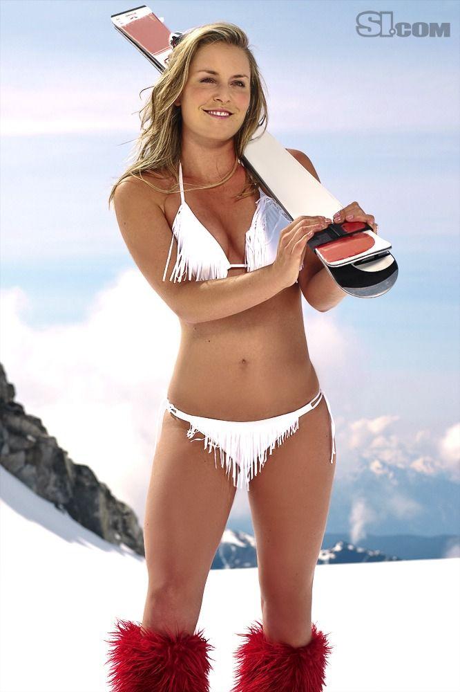 Lindsey Vonn | Lindsey Vonn, la sexy sciatrice che incanta tutti | SERIE A STREAMING ...
