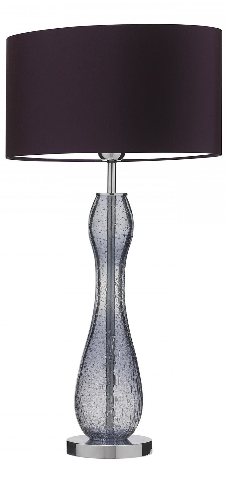 """purple"" purple table lamp, table lamps, modern table lamps, contemporary table…"