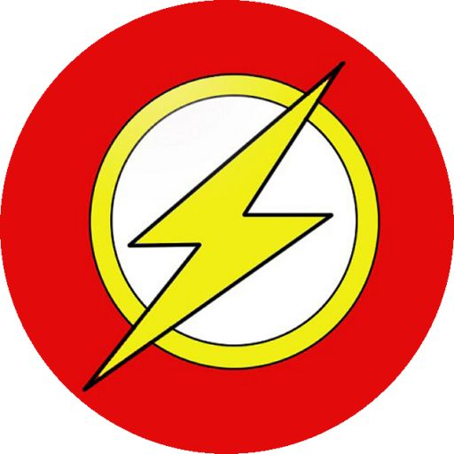 Flash Logo Icon by mahesh69a