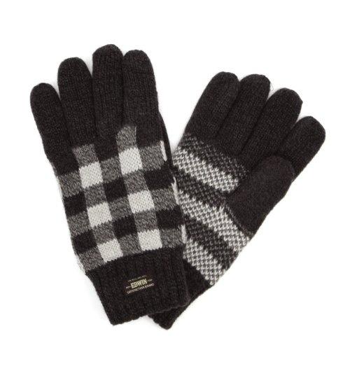 EDWIN 手袋(チェック)│EDWIN│デニム・ジーンズのエドウイン・Lee公式通販|EDWIN SHOP Online