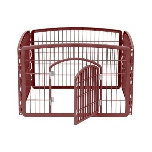puppy play pet pen dog cages dogs and puppies pet supplies indoor outdoor exercise fence puppys
