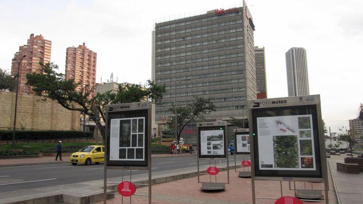 Carrera 7ª, fragmento de la ciudad, Bogotá memorias [Bogotá, Colombia] Capturado por William Dueñas (2016). 📷-Career 7ª, fragment of the city, Bogota memoirs [Bogota, Colombia] Captured by William Dueñas (2016).