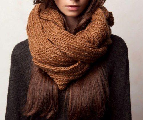 Cozy scarf