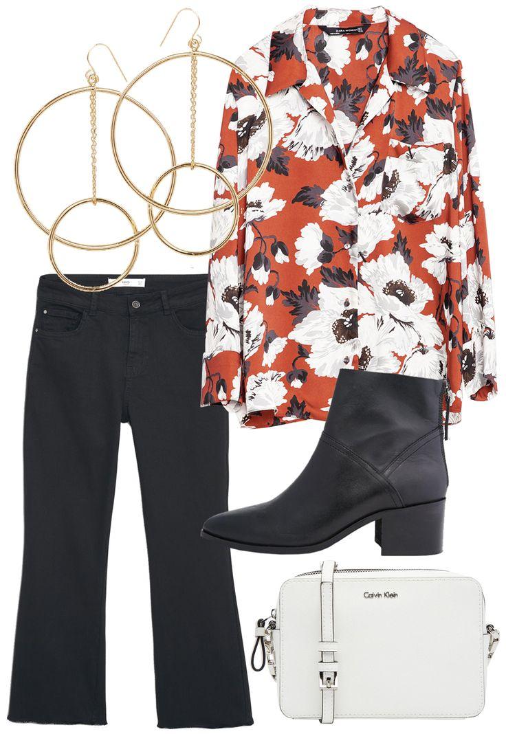 shirt,-skjorte,-jeans,-sorte-jeans,-ankle-boots,-ankel-støvler,-sorte-støvler,-taske,-calvin-klein,-earrings,-øreringe