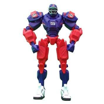 "Foam Fanatics NFL 10"" Team Cleatus Robot - New York Giants"