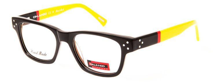 CALANDO 7098 Black #CALANDOeyewear #eyewear #AW15 #designerframes