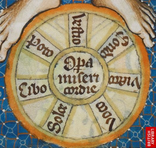 De Lisle Psalter: London British Library MS Arundel 83 II, f. 130v
