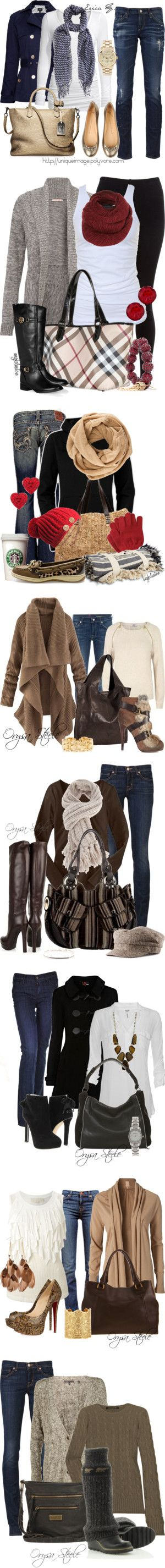"""Winter time"": Fall Clothing, Winter Time, Outfit Idea, Fall Time, Winter Outfit, Winter Styles, Fall Outfit, Cute Outfit, Cold Weather"
