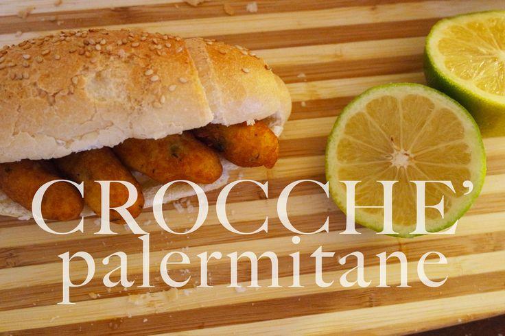 Crocchè Palermitane | Sicilian Food | CasaSuperStar