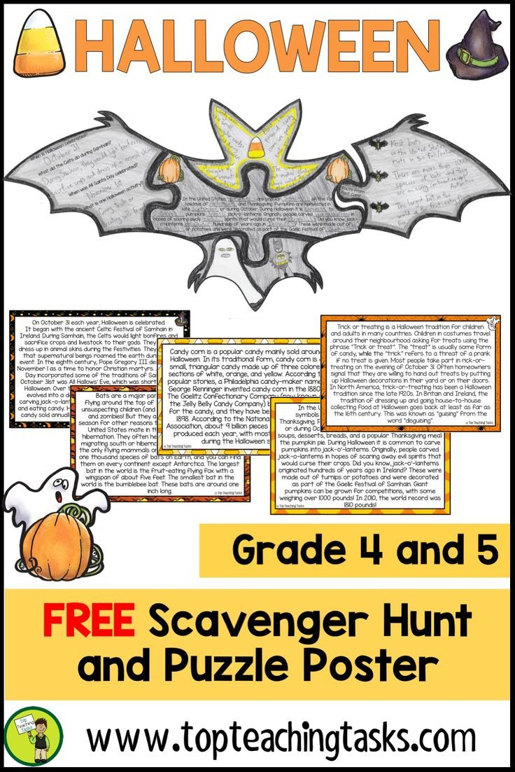 Halloween Reading Comprehension Activity Free Engage Your Upper Elementary Students In Halloween Reading Comprehension Halloween Reading Reading Comprehension [ 1102 x 736 Pixel ]