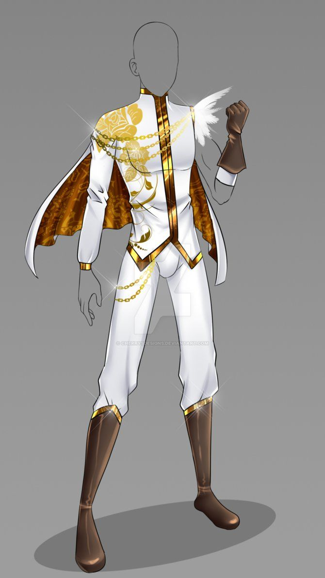 King Outfit Drawing : outfit, drawing, DeviantART