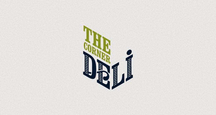 The Corner Deli | Branding Design | A-Side