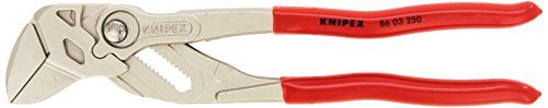 Knipex 8603250 10-Inch Pliers Wrench, 2015 Amazon Top Rated Wrenches #HomeImprovement