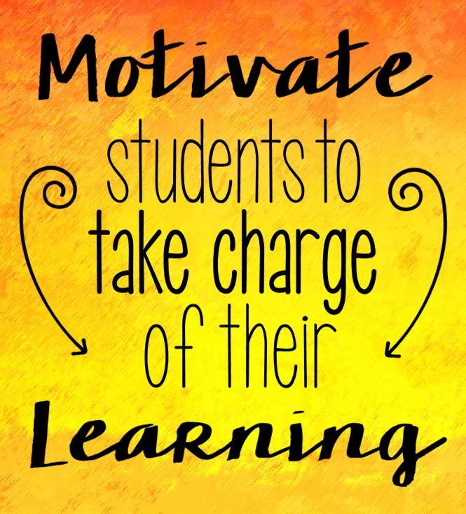Best Motivational Quotes For Students: Motivate Students To Take Charge Of Their Learning