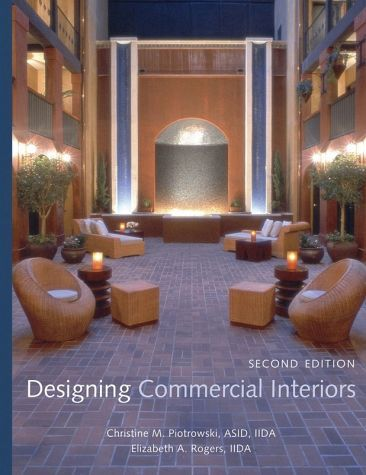 Designing Commercial Interiors EBook PDF
