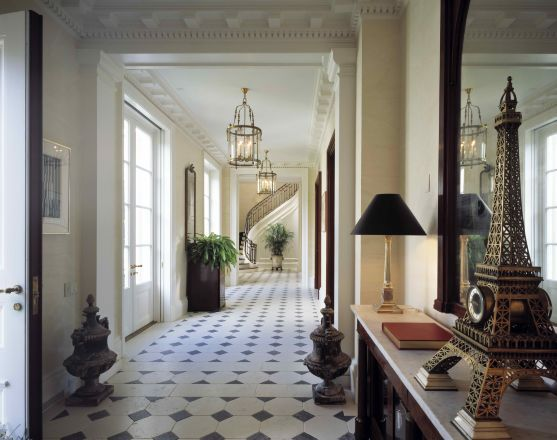 166 best images about floors... classic black & white on pinterest ...