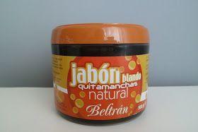 El Rincon de Ro: Jabón Blando Quitamanchas Beltrán, Super Eficaz en la Limpieza de tus Brochas