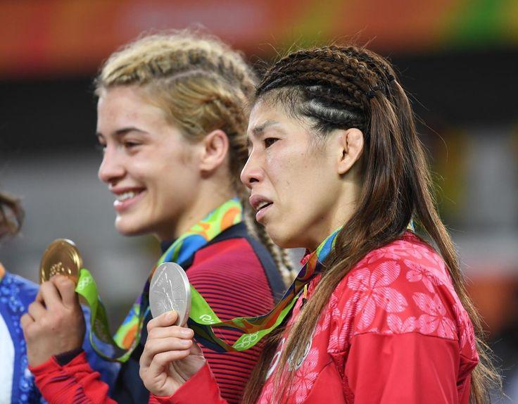リオ五輪のレスリング女子は18日に終了し、五輪初出場の63キロ級の川井梨紗子(至 - Yahoo!ニュース(デイリースポーツ) #リオ五輪 #レスリング