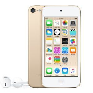 awesome Apple iPod Touch, 6th Generation *NEWEST MODEL - Released July 2015* (16GB, Gold)