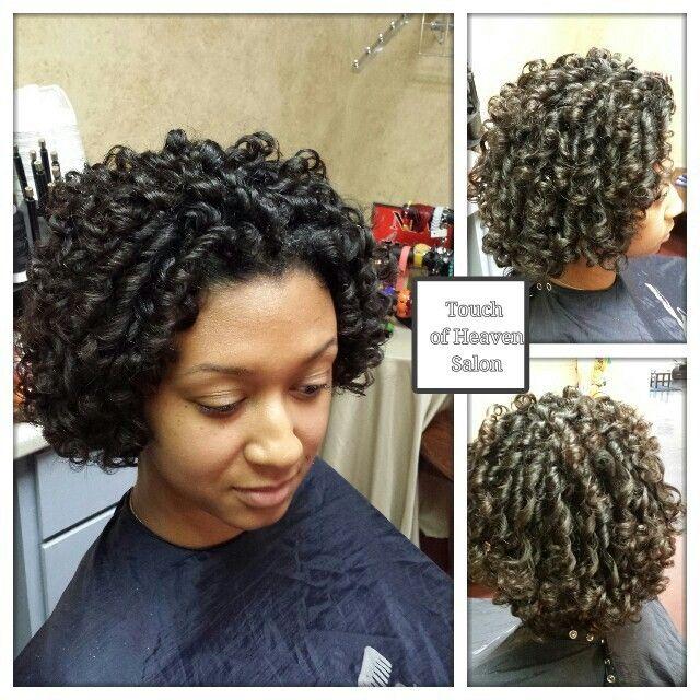 Natural Styles For Short Transitioning Hair