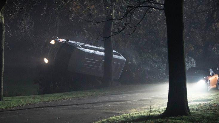 Corrie Crash Horror
