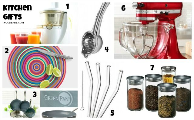 Food Babe's Healthy Holiday Gift Guide – 2012 on http://foodbabe.com