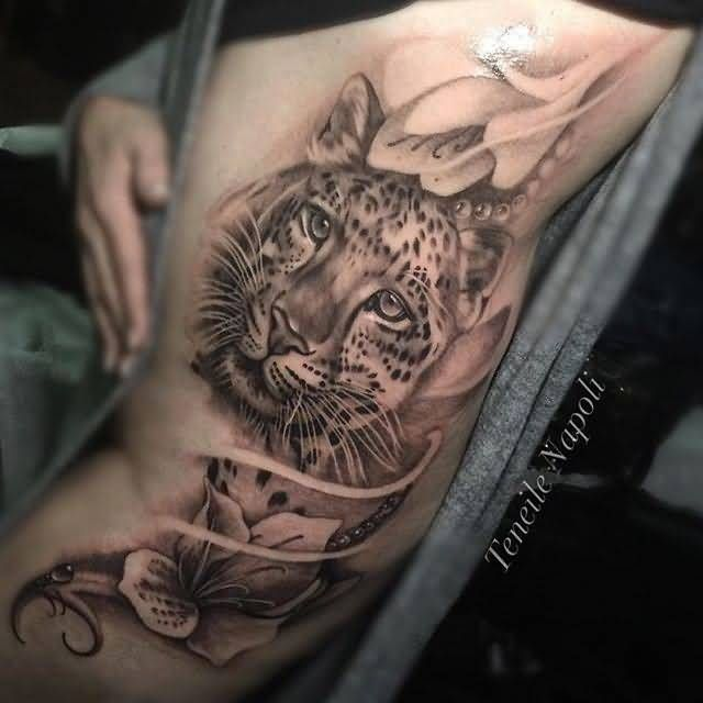 Leopard Tattoos Designs Ideas And Meaning: Leopard Tattoos, Tattoos, Cubs