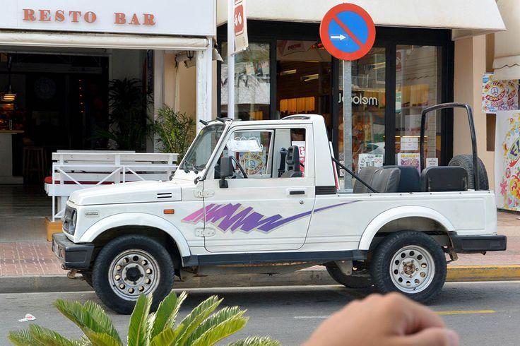 Suzuki Samurai Wheels