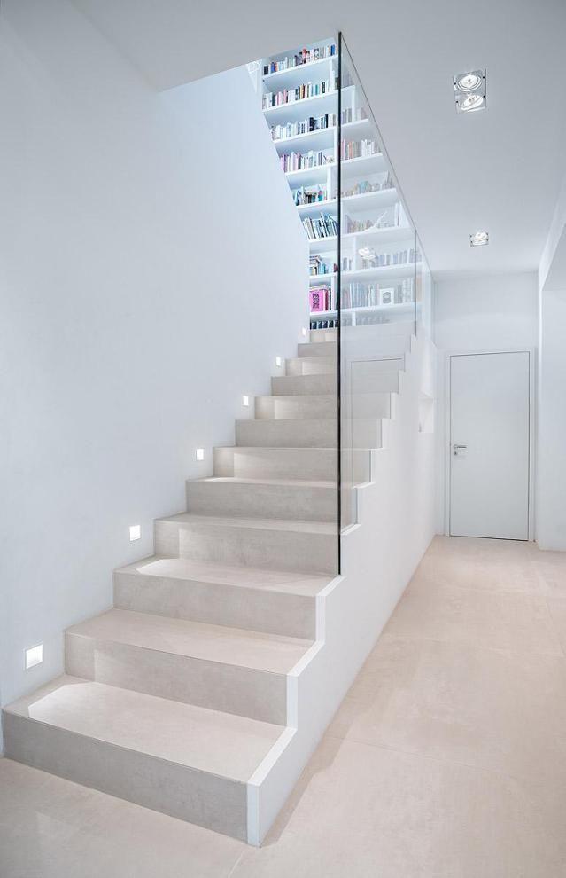 Encontre este Pin e muitos outros na pasta Stairway …   – Treppen