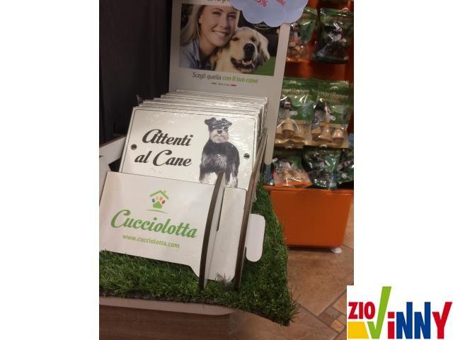 Targhe attenti al cane Macerata - ZioVinny.it: il tuo nuovo sito di annunci.