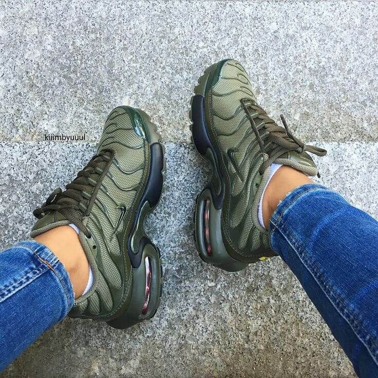 078419172f Top 10 Dashing Nike Air Max Plus Sneakers   WassupKicks - Part 7 ...
