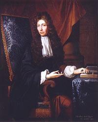 Robert Boyle, father of modern chemistry