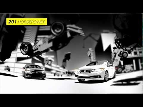 2013 Civic Si: Start Your Engines
