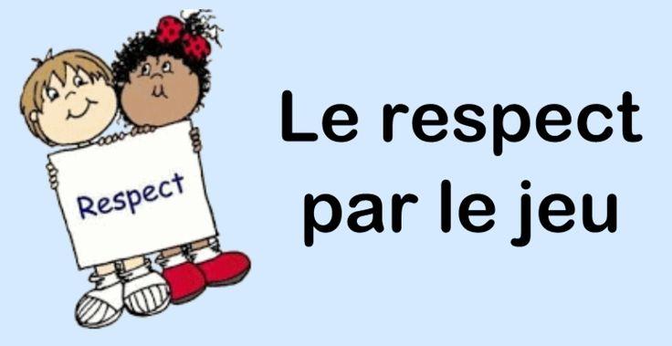 Des jeux enfants pour découvrir et apprendre le respect de l'autre...