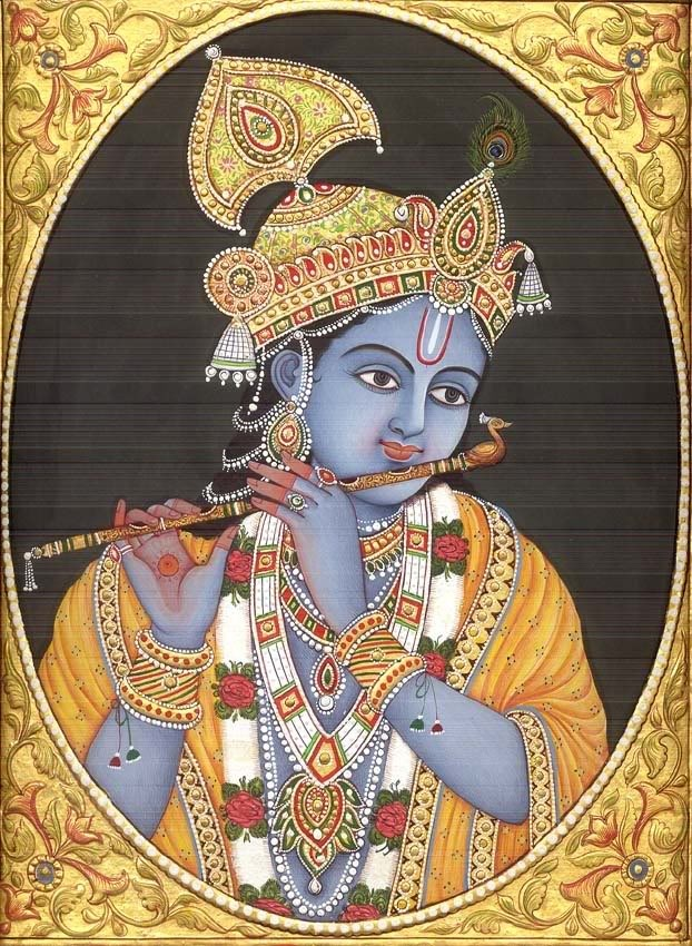 """""""The loving propensity is not satisfied even by loving all human society; that loving propensity remains imperfectly fulfilled until we know who is the supreme beloved. Our love can be fully satisfied only when it is reposed in Krsna.""""- Nectar of Devotion Preface:"""