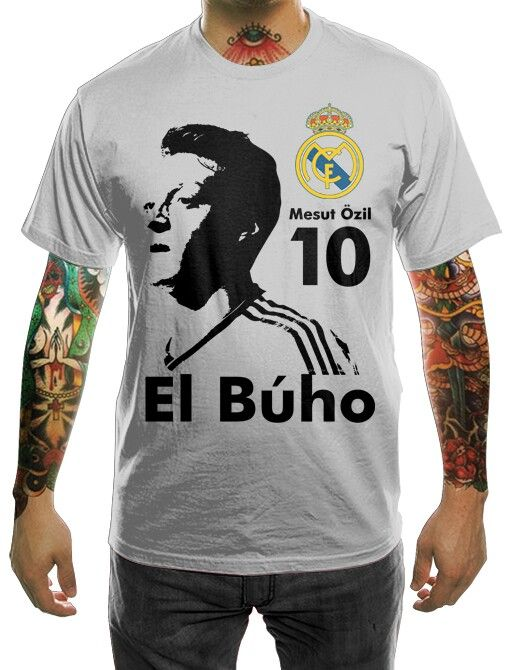 "Real madrid tess series. Mesut ""El Buho"" Ozil made only 30 pcs. Price IDR 115 k. Grab it fast. For more info and order text +628888526003"