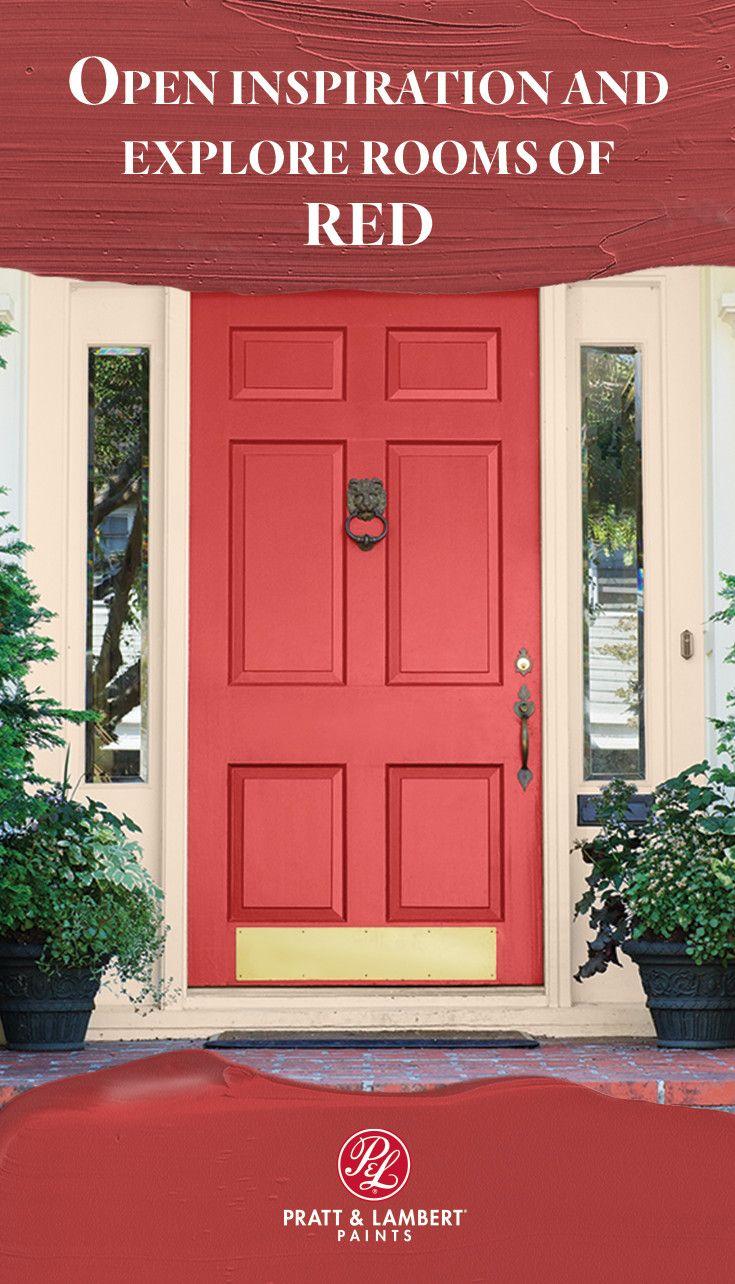 Fresh Entry Door Paint Ideas