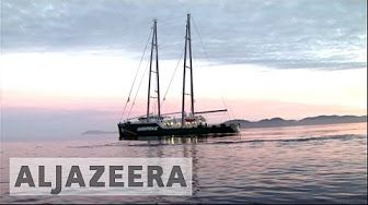 2:26  Activists raise alarm on toxic fish farming in Chile