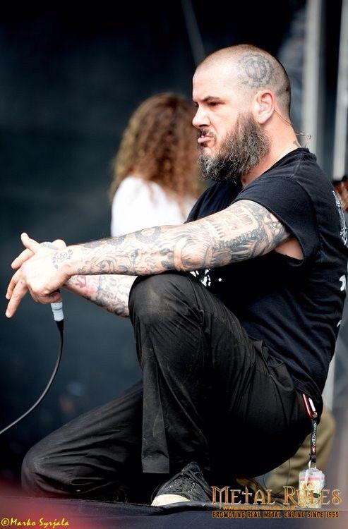 Face, hot Phil anselmo asshole