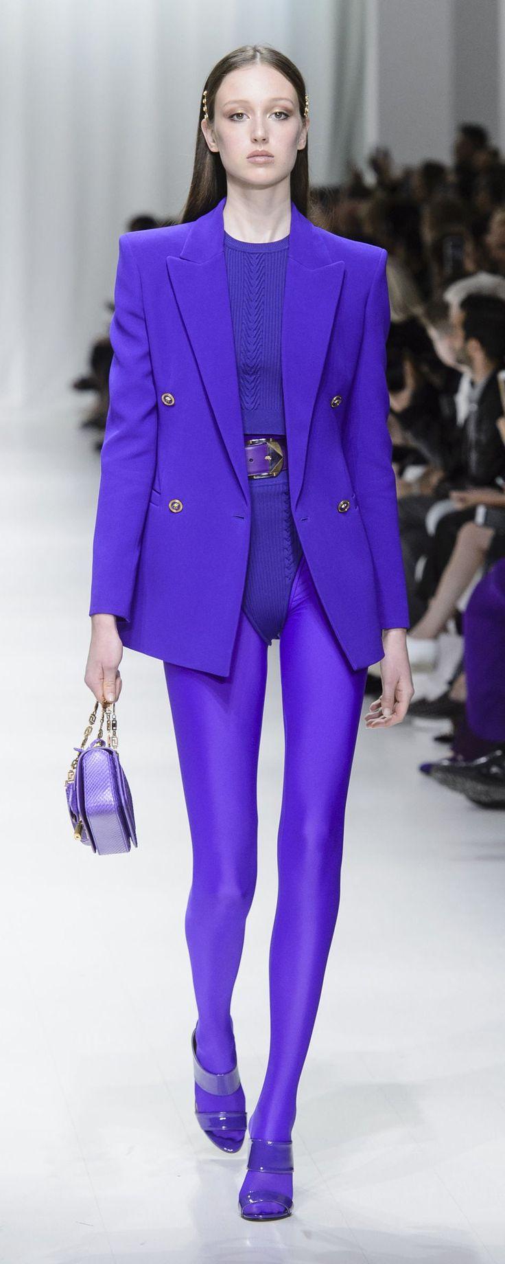 Versace Spring-summer 2018 - Ready-to-Wear - http://www.orientpalms.com/Versace-6922 - ©ImaxTree